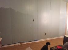 Baby Room Wall Prep